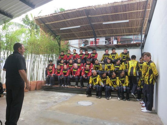 Paintball Saigon : Game rules & safety notes
