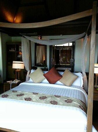 Nora Buri Resort & Spa : Room of hillside pool villa seaview