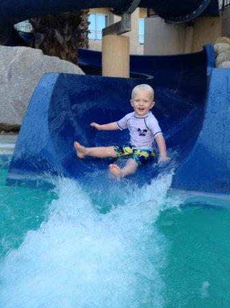 Hyatt Regency Indian Wells Resort & Spa : Kid Slide