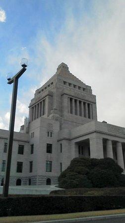 National Diet Building: 国会