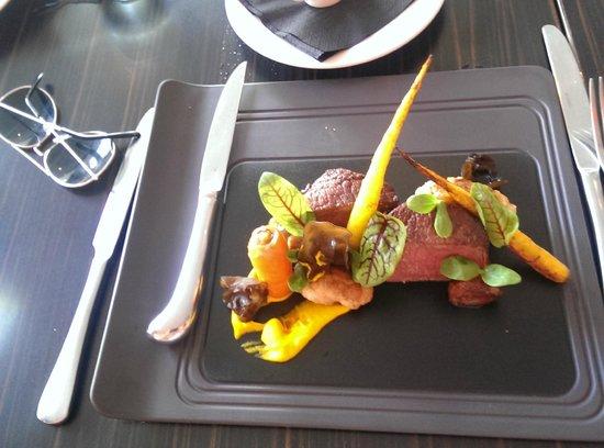 RockSalt Modern Dining: Beef fillet