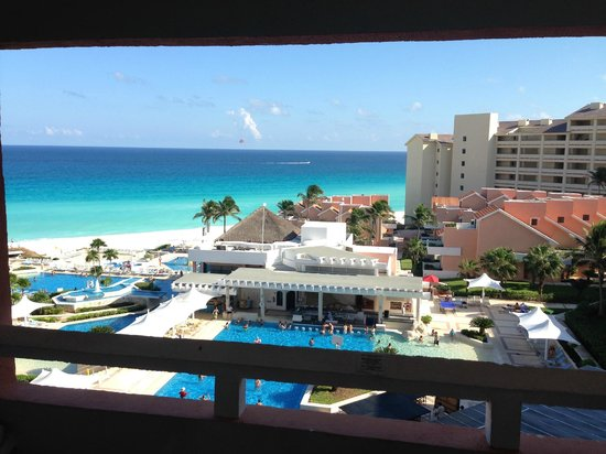 Omni Cancun Resort & Villas : view from balcony