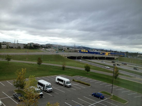 Residence Inn Montreal Airport: View from room
