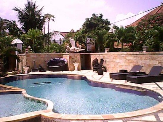 Tepe Villa Lux: Pool