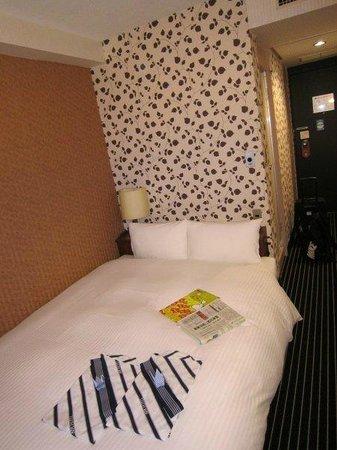 APA Hotel Okayama Eki Higashiguchi: シングルルーム