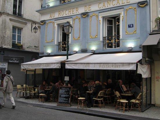 Rue Montorgueil 2013