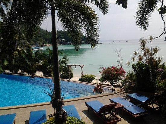 Ko Tao Resort : view from hotell room