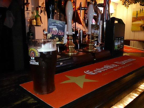 The Rake Mediterranean Tapas Restaurant: Micro brewery
