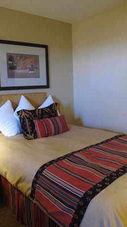 Hampton Inn Kayenta: Twin room