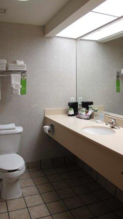 Hampton Inn Kayenta: Bathroom