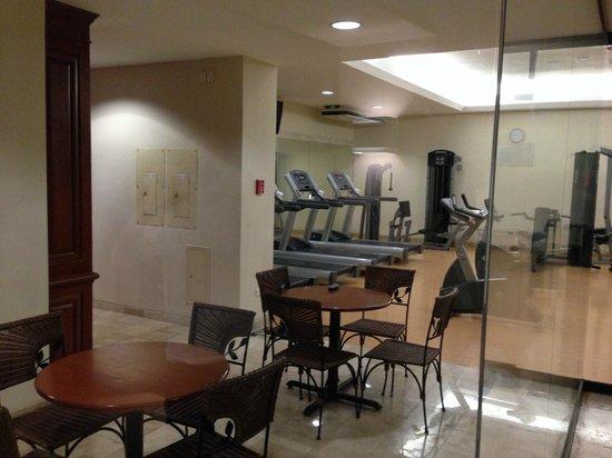 Hyatt Regency Merida: Fitness center