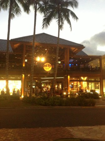 Hard Rock Cafe : 外観