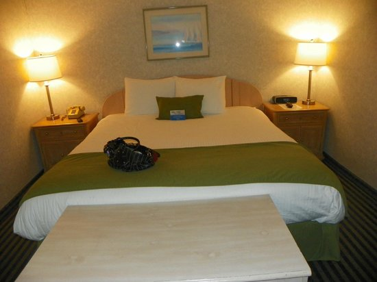 Ocean Pacific Lodge: Very clean and nice bed
