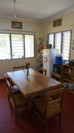 Ujamaa Hostel: Dining Room