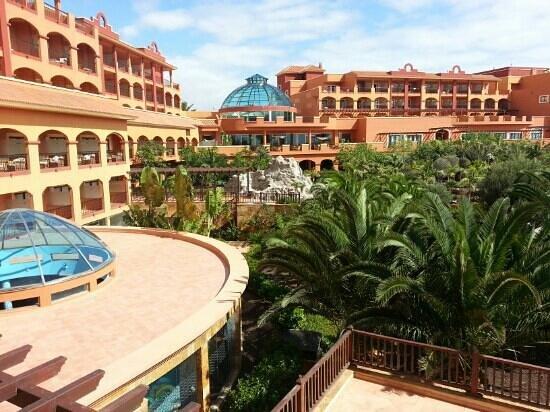Sheraton Fuerteventura Beach, Golf & Spa Resort : vue de la chambre