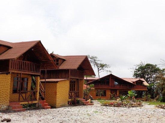 Urcu de Mindo Cloud Forest Eco-Lodge: lodge mindo