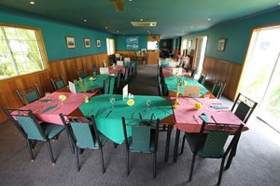 Tully Motel : Restaurant Function