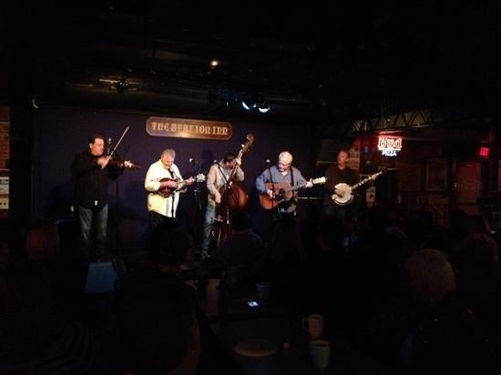 Station Inn: Pure bluegrass enjoyment