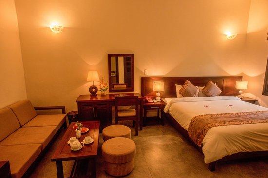 Alba Hot Springs Resort: The room is so clean :D