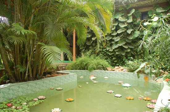 The International Centre Goa: Good place to experience