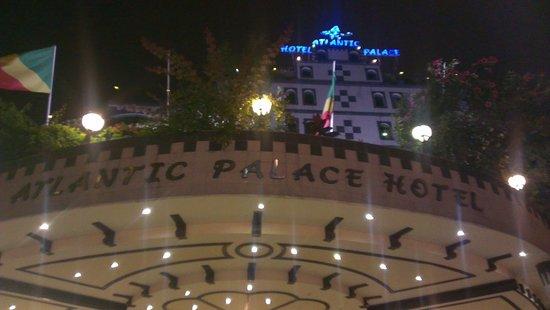 Atlantic Palace Hotel: Front
