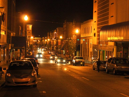 Appalachian GhostWalks: Johnson City at Night