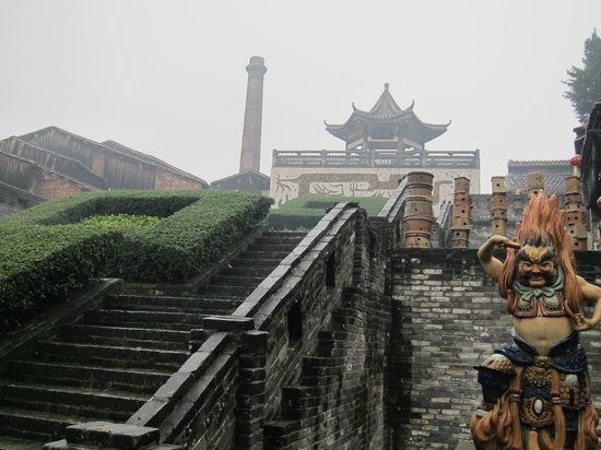 Nanfeng Ancient Kiln: The scenary