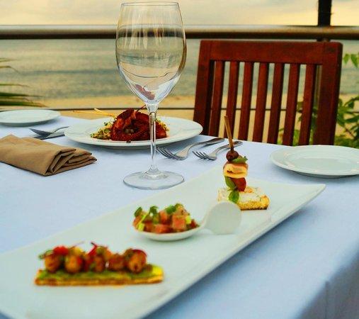 Sandzibar: Tasting menu