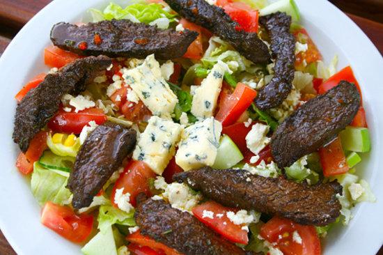 Safari Ostrich Farm Cafe : Lovely Karoo Salad @Safari Cafe
