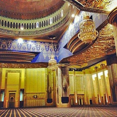 Grand Mosque: New Decoration