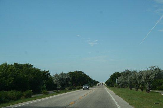The Overseas Highway: isolette