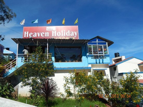 Heaven Holiday Resort: reception