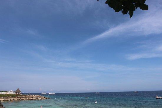 Shangri-La's Mactan Resort & Spa: небо