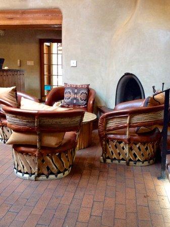 Inn on the Alameda: Dining Area