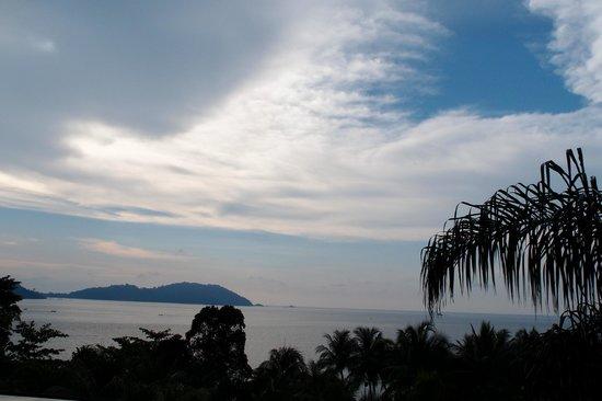 Swiss-Garden Beach Resort Damai Laut: View from the lobby