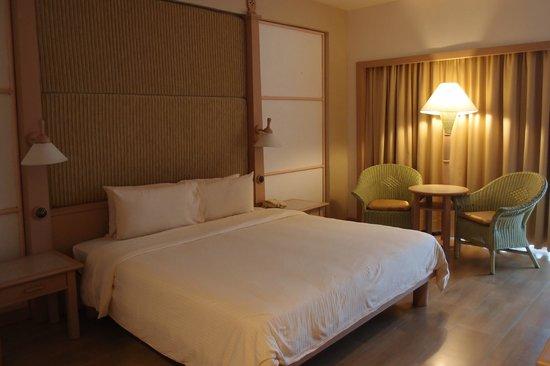 Swiss-Garden Beach Resort Damai Laut: The comfortable bed