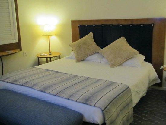 Le Meridien Noumea: good comfortable beds