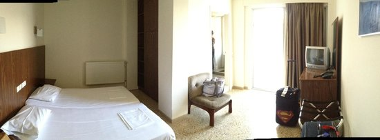 Du Lac hotel: View of room