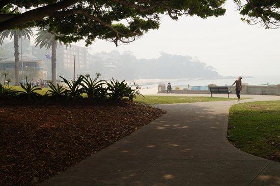 Smokey Balmoral Beach
