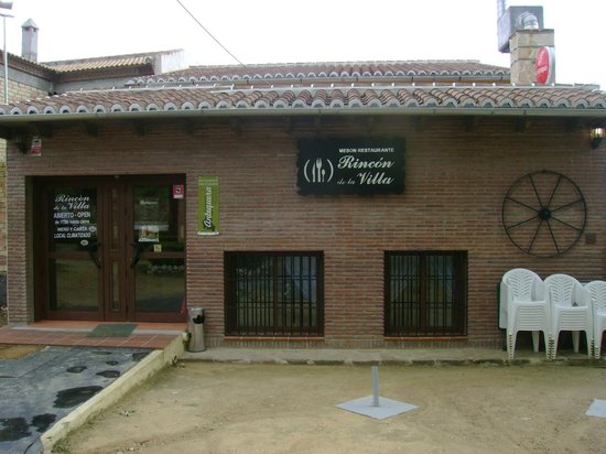 Restaurante Rincon De La Villa : Bonito Restaurante