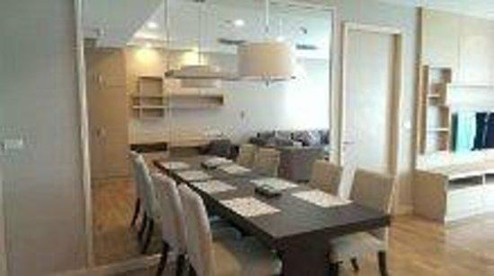 39 Boulevard Executive Residence Hotel: Dining Area