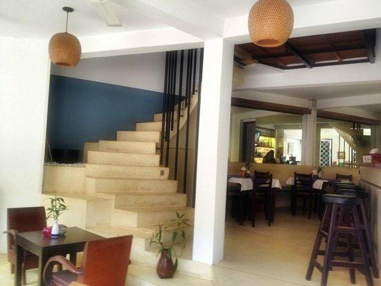 Central Prestige D'Angkor: Lobby