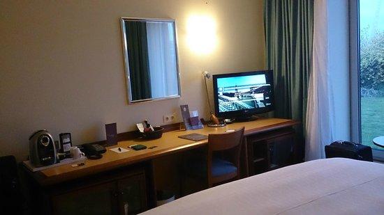 Sheraton Düsseldorf Airport Hotel: Zimmer