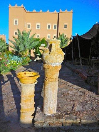 Kasbah Baha Baha: Les jardins de la kasbah