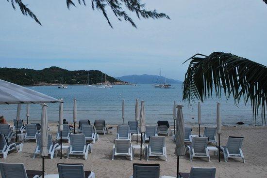 Imperial Boat House Beach Resort: The resort's beach