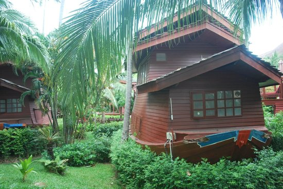 Imperial Boat House Beach Resort, Koh Samui: A boat house