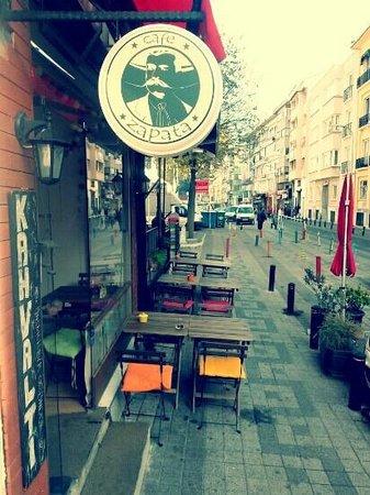 Cafe Zapata