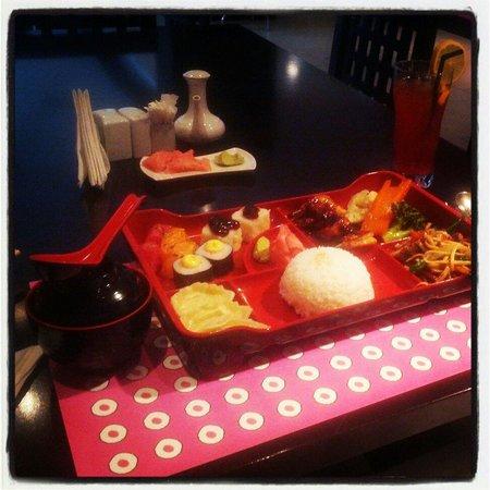 Fushi: Bento box