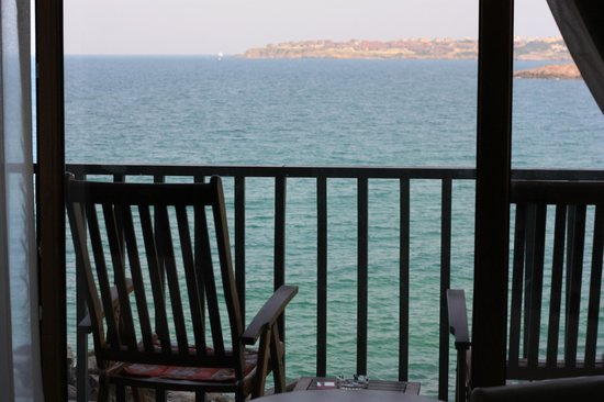 Hotel Casa del Mare: Балкон