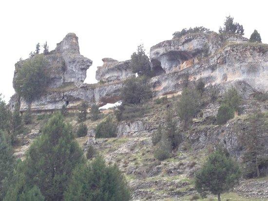 Parque Natural del Cañón del Río Lobos: Cañón Rio Lobos